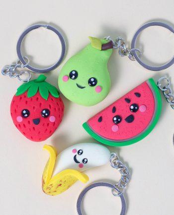 Frutas kawaii