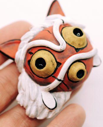 Mascara Princesa Mononoke