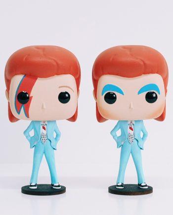 Funko Pop Mini Bowie